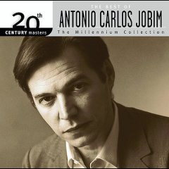 The best of Antonio Carlos Jobim cover image